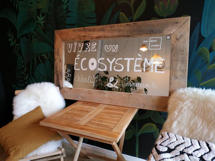 Ecosystème créatif