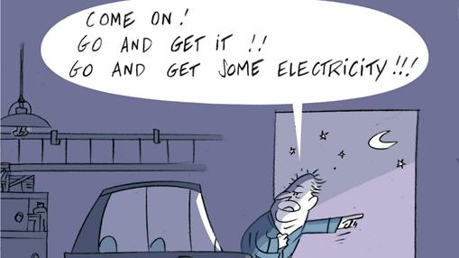 """""""Vehicle to grid"""" : nouvelles technologies pour le réseau ?"""