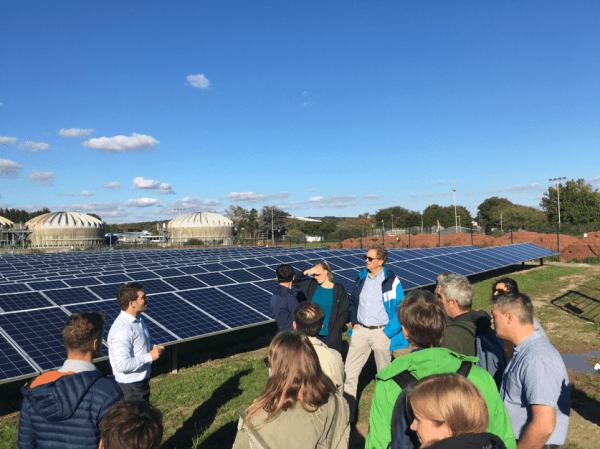 La Communauté Energétique de Plymouth (UK) – 65.000 panneaux photovoltaïques.