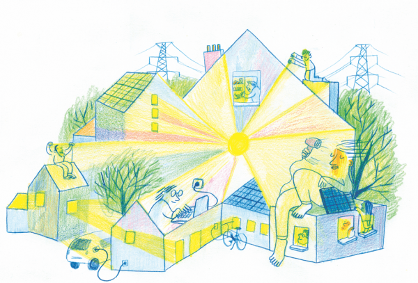 Le rôle des ménages dans la transition énergétique